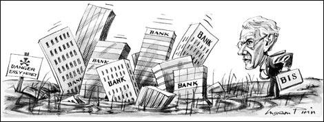 What Is the Most Dangerous Global Institution? And Banks to Avoid (Revisited)