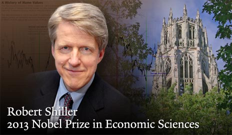 Shiller on Too Many People in Finance and on Bank Regulation