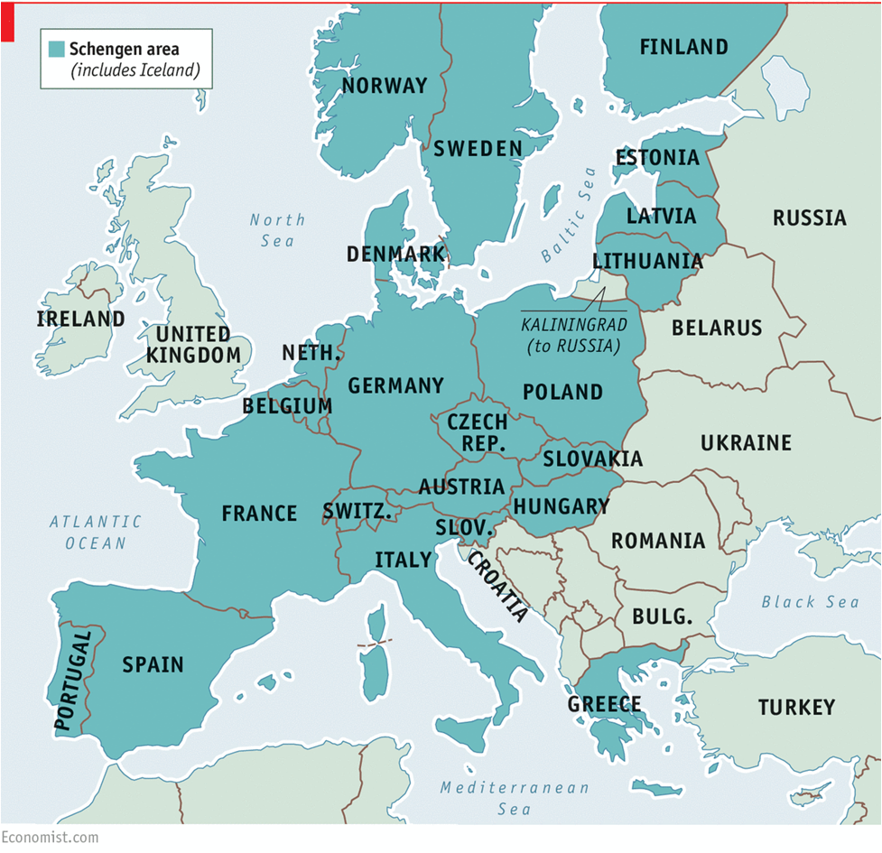 migration in the european union Adopted within the eu itself, and the european union, which once ranked as something of a global trend -setter in migration polic y 5 , is now reactive to rougher powers this raises serious.