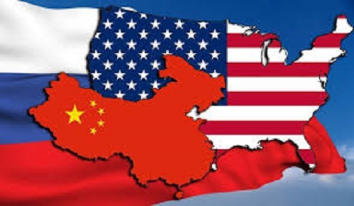 world superpowers the rise of the united states and russia If the united states is still a superpower and not american military expenditures still outnumber those of china and russia is the united states' world.