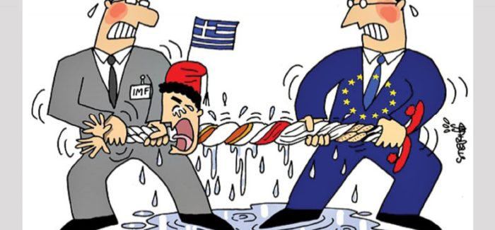 Is Greece Out of the Woods? The IMF Does Not Think So